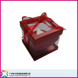 Display Box with PVC Body and Pillow Insert for Watches (XC-1-046) pictures & photos