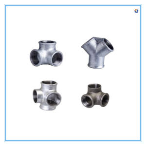 Custom All Kinds of Stainless Steel CPVC PVC Pipe Fitting pictures & photos