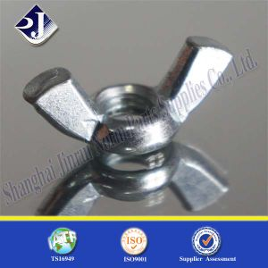 Butterfly Galvanized DIN316 Butterfly Screw and Nut pictures & photos