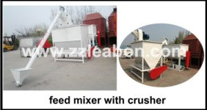 Animal Feed Pellet Raw Material Mixing Machine Used in Farm and Family pictures & photos