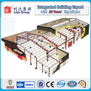 Prefabricated Steel Structure Workshop/ Steel Structure Building pictures & photos
