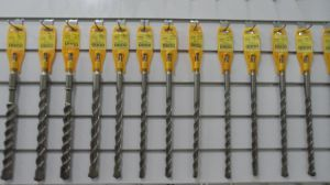 40cr SDS Max Shank Electric Hammer Drill Bits (JL-SMCD) pictures & photos