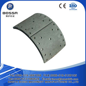 High Quality Safety Non-Asbestos Semi Truck Brake Pad pictures & photos