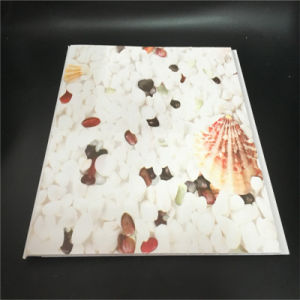 Pebble Design Factory Hard Quality PVC Wall Panel Plastic Panel 20/25/30cm Width pictures & photos