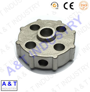 Customized Sand Process Nodular Graphite Iron Casting with CNC Machining pictures & photos