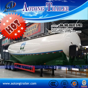 China Manufacturer Best Quality Bulk Material Transportsemi Trailer for Sale pictures & photos