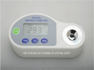Handheld Digital Brix Refractometer Dbr-62 pictures & photos