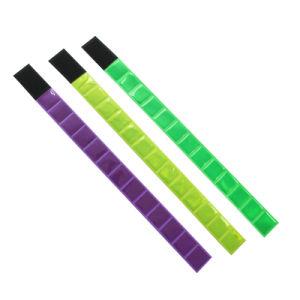 Reflective PVC Hook & Loop Arm Wrap