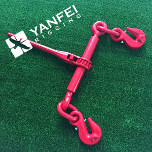 Red Painted G80 Ratchet Load Binder pictures & photos