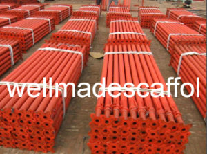 Concrete Slab Formwork Support Post Shore Steel Props pictures & photos