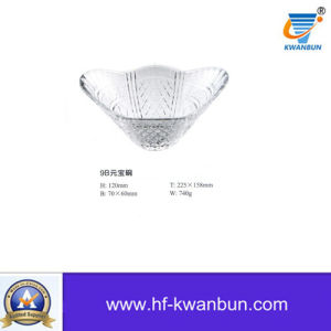 High-Quality Glass Bowl with Good Price Kitchenware Kb-Hn01229 pictures & photos