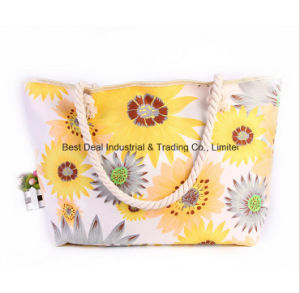 Shoulder Bag Handbags Colorful Sun Printing Beach Bag Trend of Handbags pictures & photos