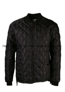 Wholesale Winter Workwear Quilted Jacket pictures & photos