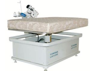 Mattress Round Table Sewing Machine pictures & photos