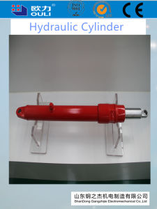 Hydraulic Cylinder for Corn Harvester Unit