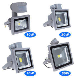 Sensor LED Flood Light, Spot Light pictures & photos