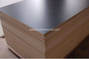 HPL (High Press Laminated) Plywood with Black Color pictures & photos
