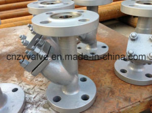API/DIN/JIS Stainless Steel Y Strainer (GL41R-DN200-150LB) pictures & photos