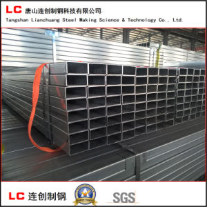 Promotional Pre-Galvanized Steel Pipe for Structure Building pictures & photos