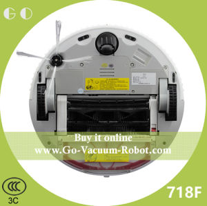 Intelligent Vacuum Cleaner with Virtual Wall (718F) pictures & photos