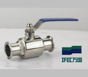 Sanitary Hygienic Ball Valve (IFEC-BV100014) pictures & photos