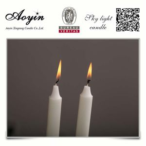White Household Candle Manufactured in China pictures & photos