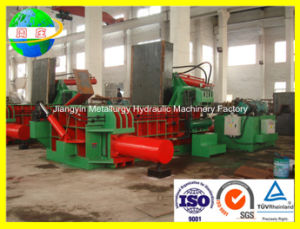 Hydraulic Scrap Metal Baler for Recycling (YDF-250) pictures & photos