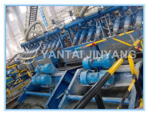 Gold Tailing Machine for Old Gold Mine Tail Processing pictures & photos