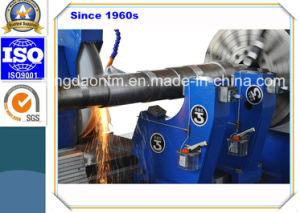 China Professional CNC Grinding Lathe Machine for Removing Pipe Hardbanding (CG61200) pictures & photos