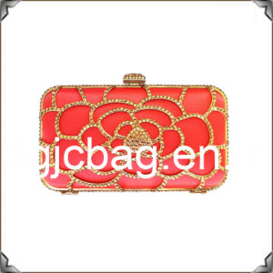 Fashion Ladies Floral Evening Handbags (C0865)