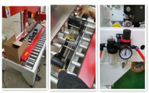 Yupack Fully Automatic Case Sealer Machine& Case Sealers& Case Sealing Machine pictures & photos