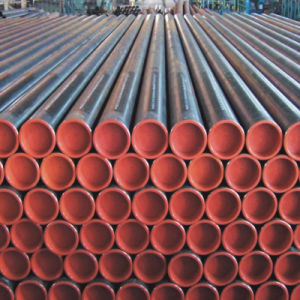Welded or Seamless Steel Tube with API 5L Certificate (WSST)