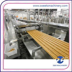 Nougat Bar Production Line Snack Nougat Making Machine pictures & photos