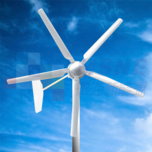 3kw Wind Generator with Cut-in Wind Speed at 1.3m/S