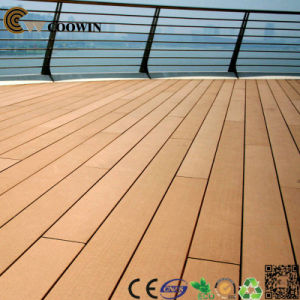 WPC Materials Teak Outdoor Flooring pictures & photos