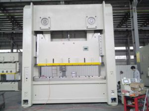 400 Ton Press with High Precision Double Crank