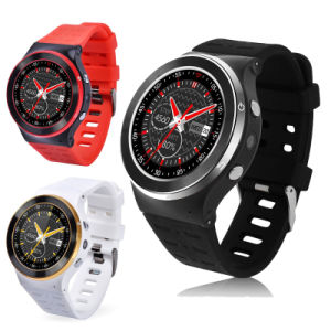 S99 3G WiFi Android 5.1 Mtk6580 Real Smart Watch with GPS Camera Bluetooth Heart Rate for Ios Android