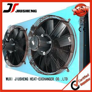Cac/Oc/Rad with Double Fan Motor&Fan Shroud, Aluminum Plate Bar Heat Exchanger with Fan