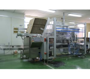 High Speed Automatic Case Packer Dx360
