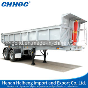 2015 New High Quality Rear Dump Trailer Dump Truck Trailer, Tipping Truck Semi Trailer for Sale pictures & photos