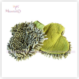 17*23cm Chenille Cleaning Gloves (for Car, Household, Kitchen, etc) pictures & photos