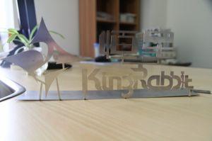 Rabbit Fiber Laser Cutting Machine 500W 1300*2500 pictures & photos