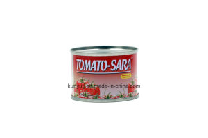 Canned Tomato Paste 70g with High Quality pictures & photos