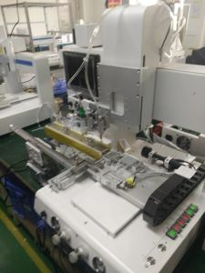 Glue Dispensing Machine for LCD Gluing pictures & photos