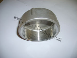 """2-1/2"""" Stainless Steel 304 DIN2999 Round Cap pictures & photos"""