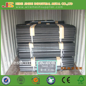 Australia Standard Black Bitumen Coated Y Shaped Star Pickets pictures & photos