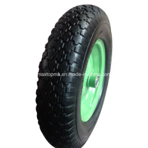 Maxtop Company Flat Free PU Foam Wheel pictures & photos