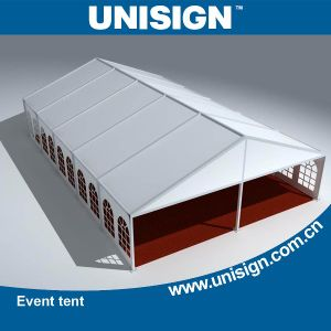 Unisign Hot Selling Large Event Tent (8X12m) pictures & photos