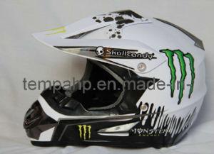 Cross Helmet (RM-125-WHITE)