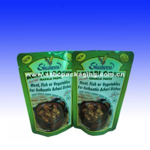 Food retort pouch bag pictures & photos